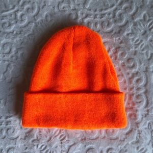 Urban Outfitters Neon 🍊 Beanie